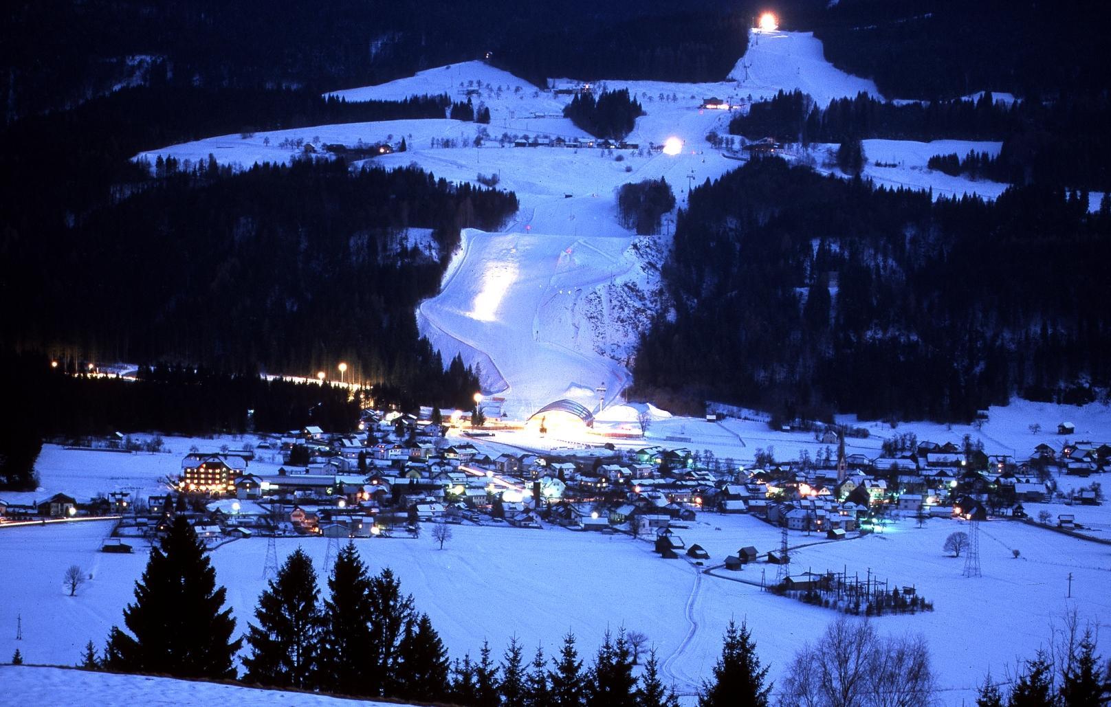 Skigebiet Nassfeld Hermagor Sonnenalpe Skipass24